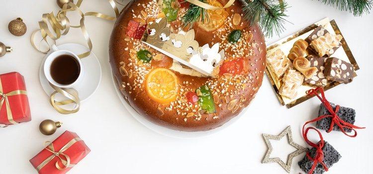 Se come el mismo día que el roscón de Reyes