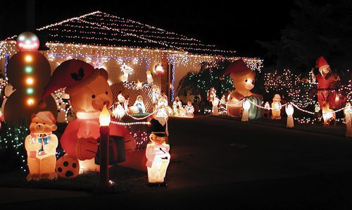 Como Decorar Mi Casa En Esta Navidad 2019.Como Decorar El Exterior De Tu Casa En Navidad Bekia Navidad