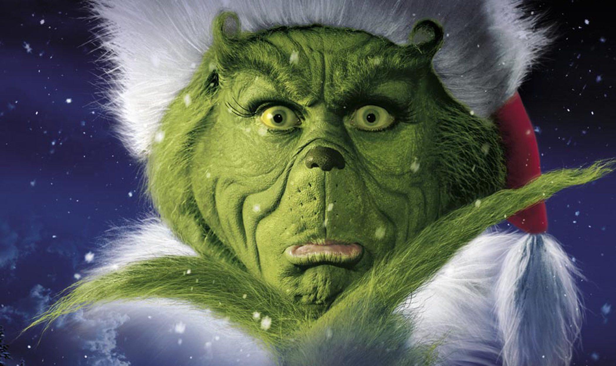 El Grinch, el ladrón de la Navidad