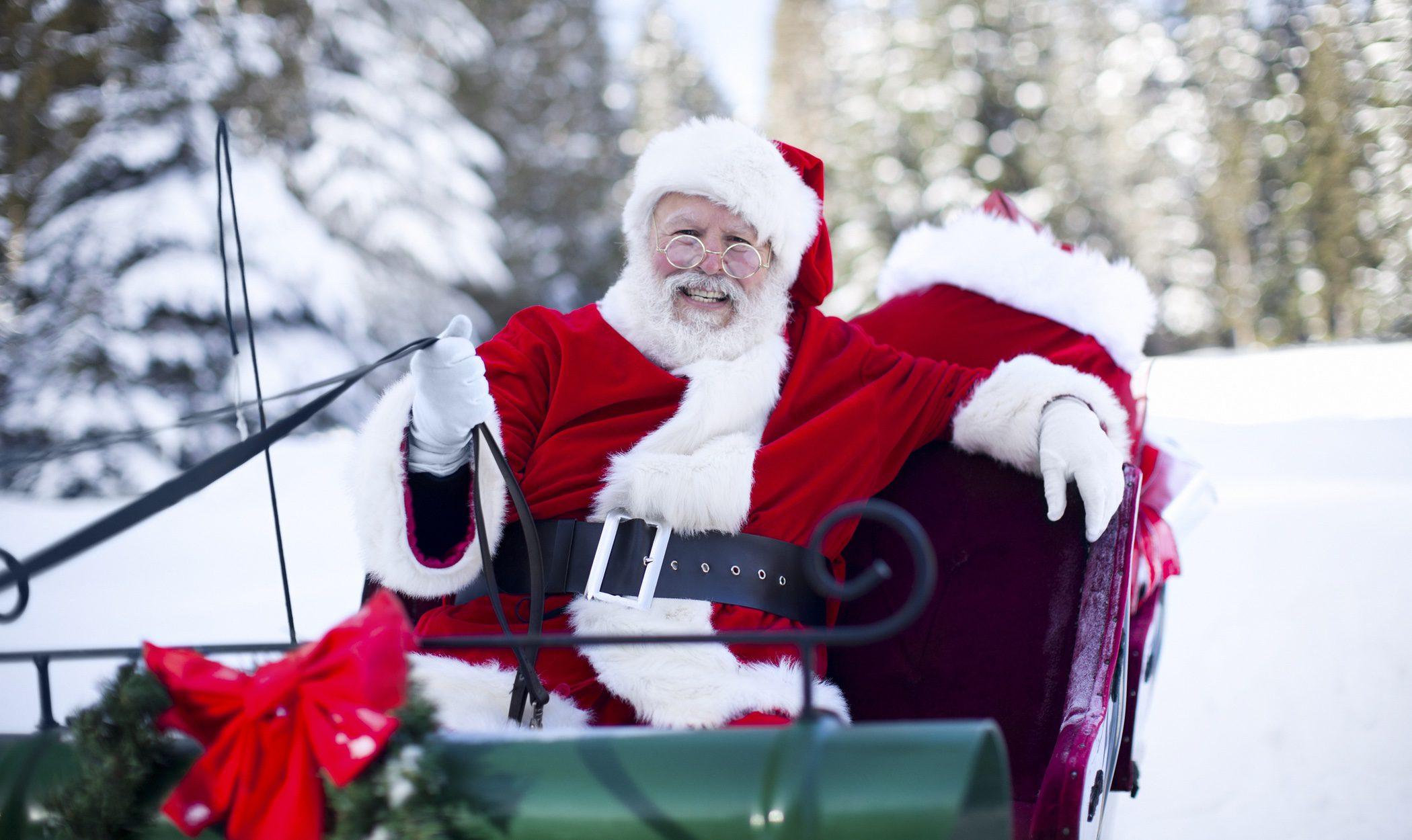 Laponia o Groenlandia, ¿De dónde viene Papá Noel?