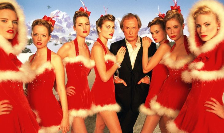 'Christmas is all around' de Billy Mack