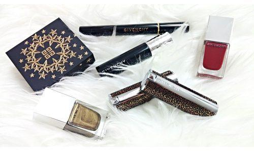 Givenchy presenta su colección navideña de maquillaje: 'Ondulations Precieuses'