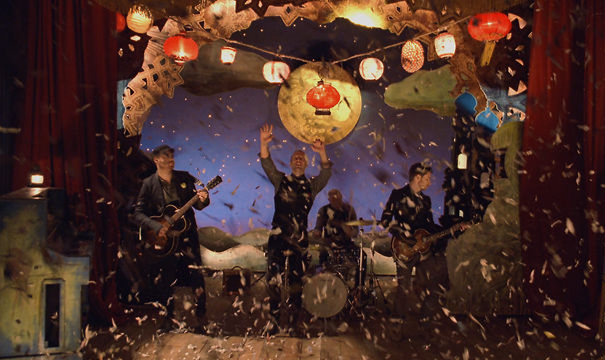 'Christmas Lights', de Coldplay