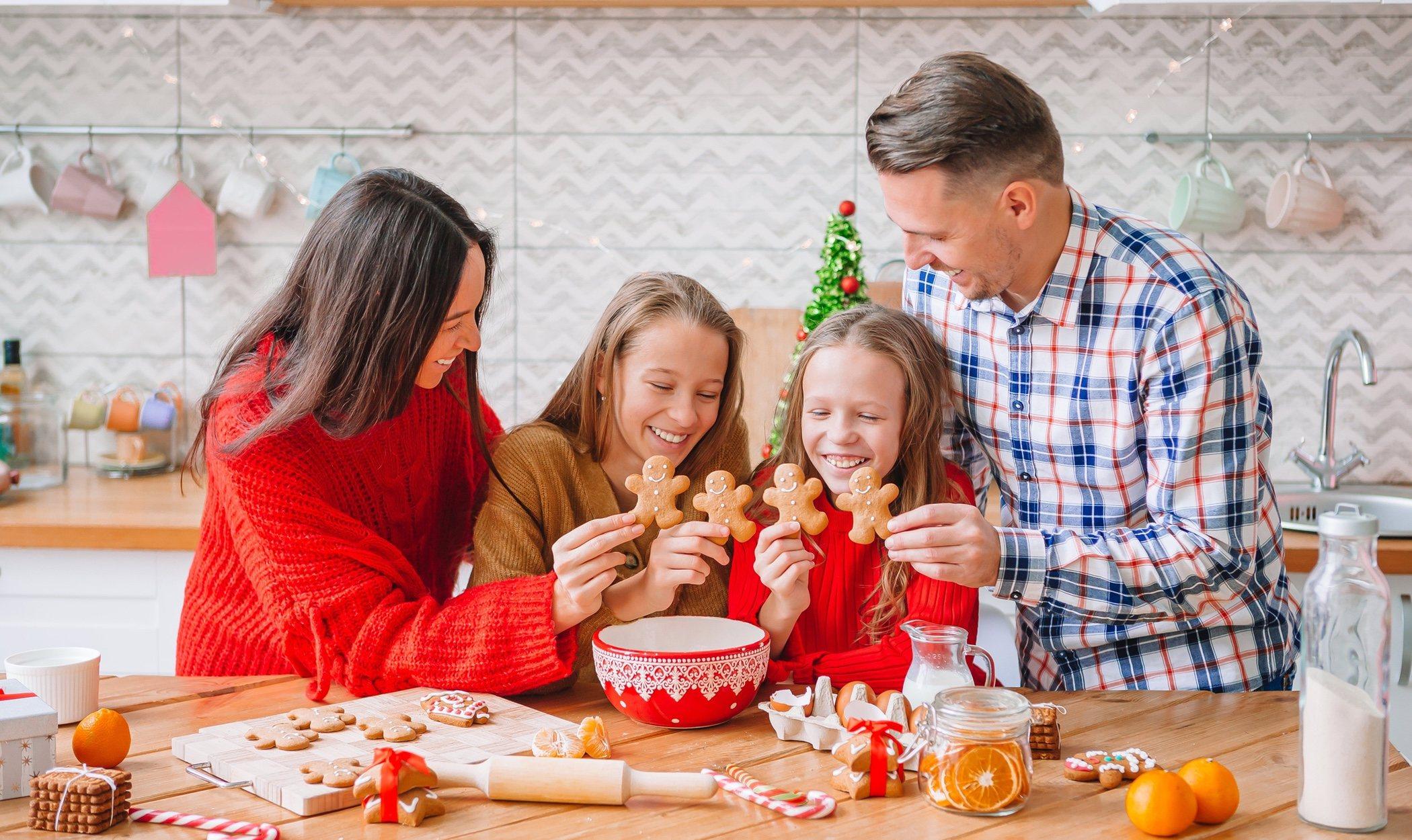 Navidades atípicas: Cómo comer en familia con total seguridad