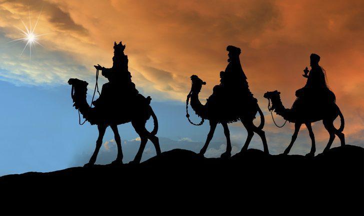 Modelos de carta a los Reyes Magos
