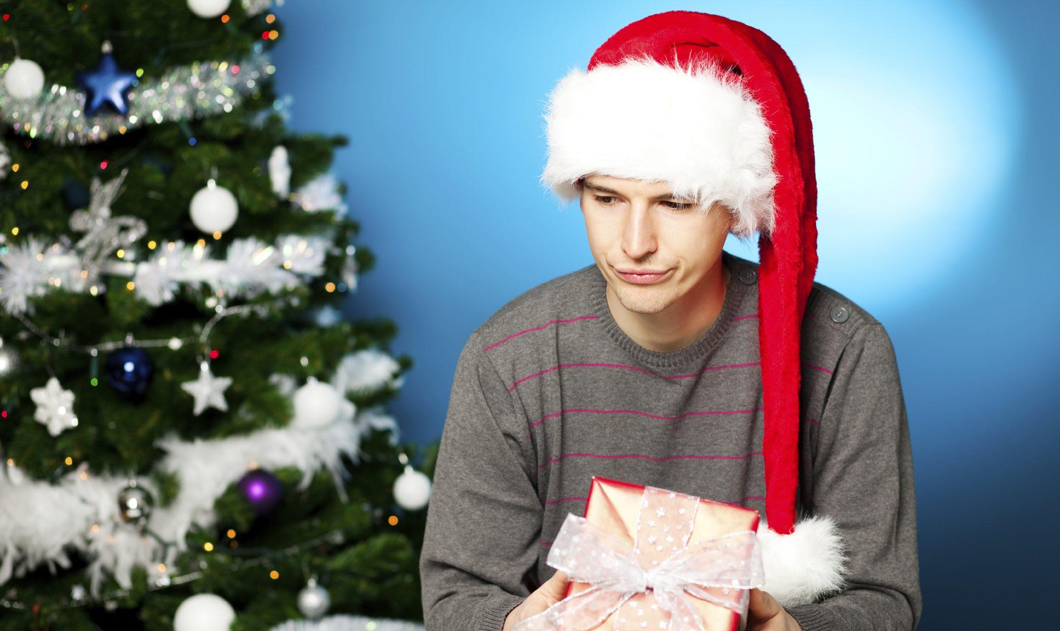 Cómo pasar la Navidad alejado de tus familiares