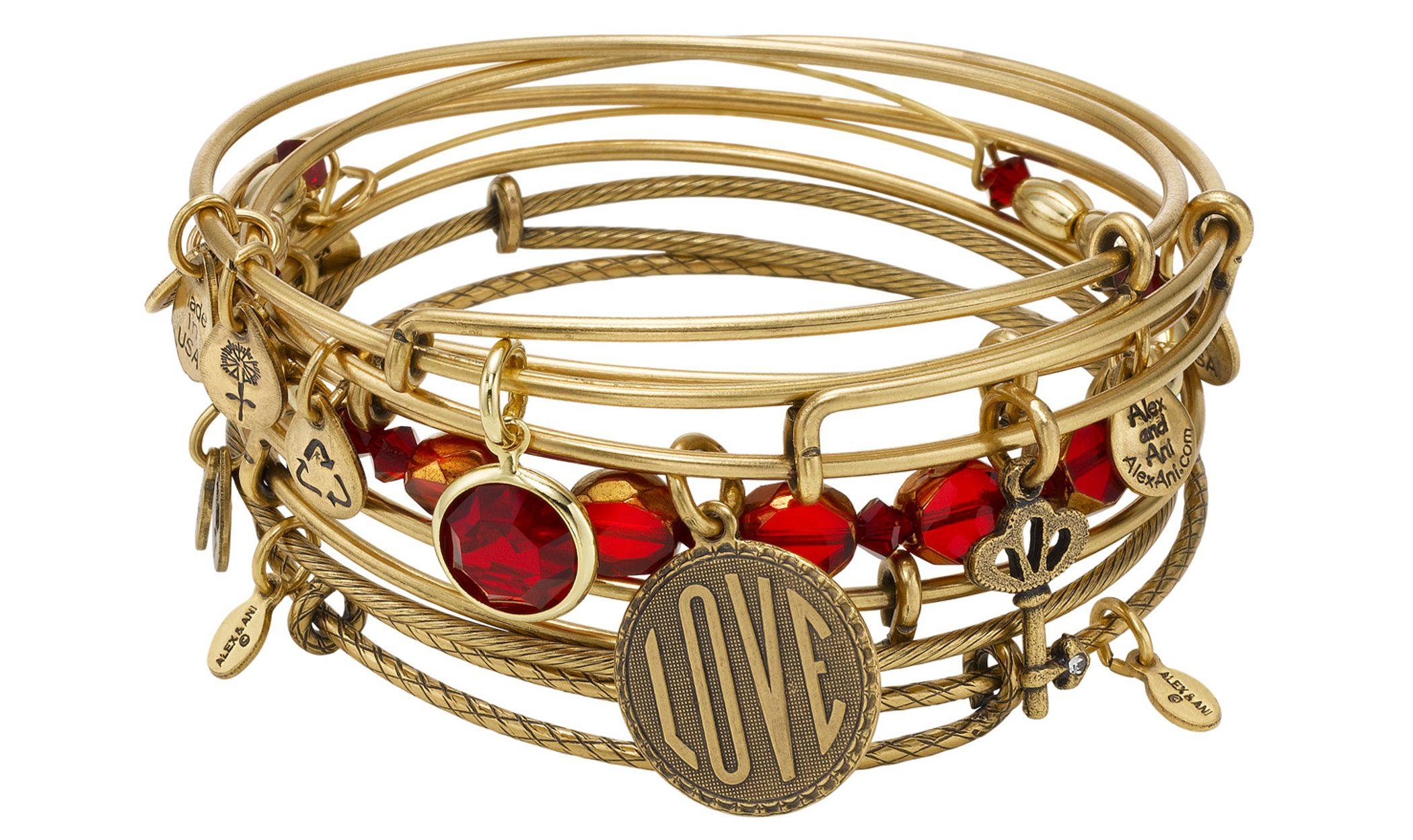 Alex and Ani presenta su colección de joyas para esta Navidad 2011