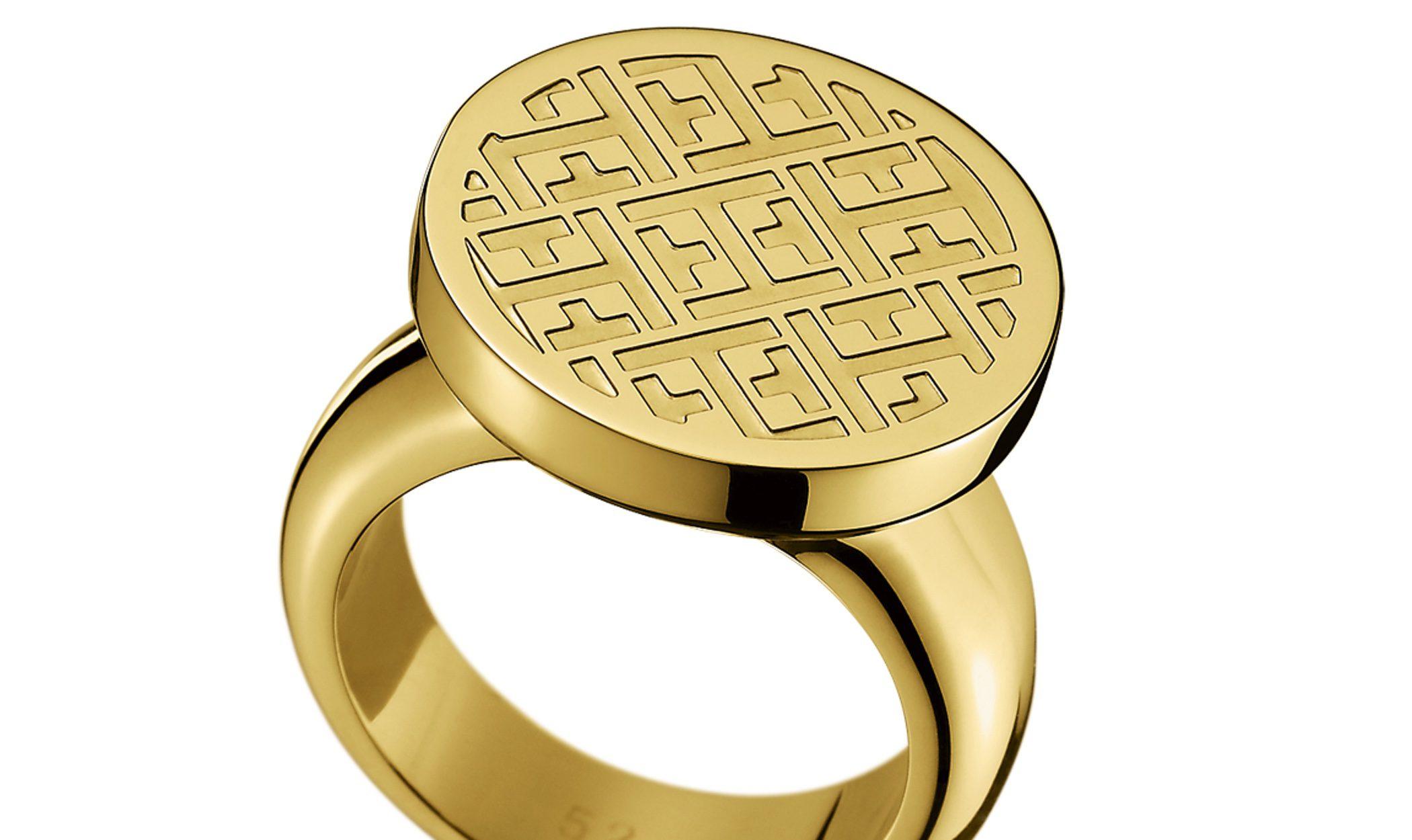 Tommy Hilfiger Jewelry te propone brillar esta Navidad 2011 con su colección Camel