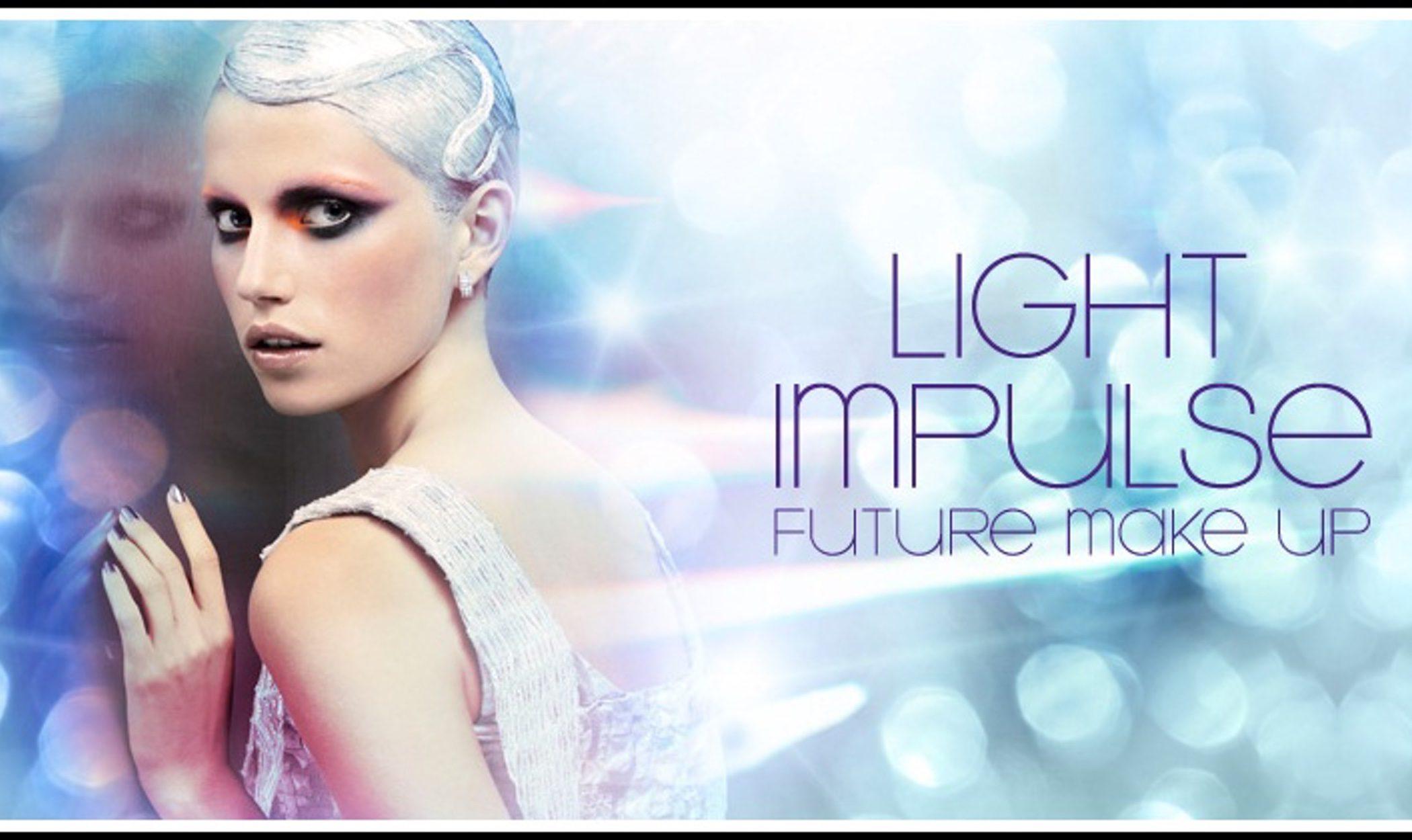 Colección navideña de Kiko Milano: 'Light Impulse Future Make Up'