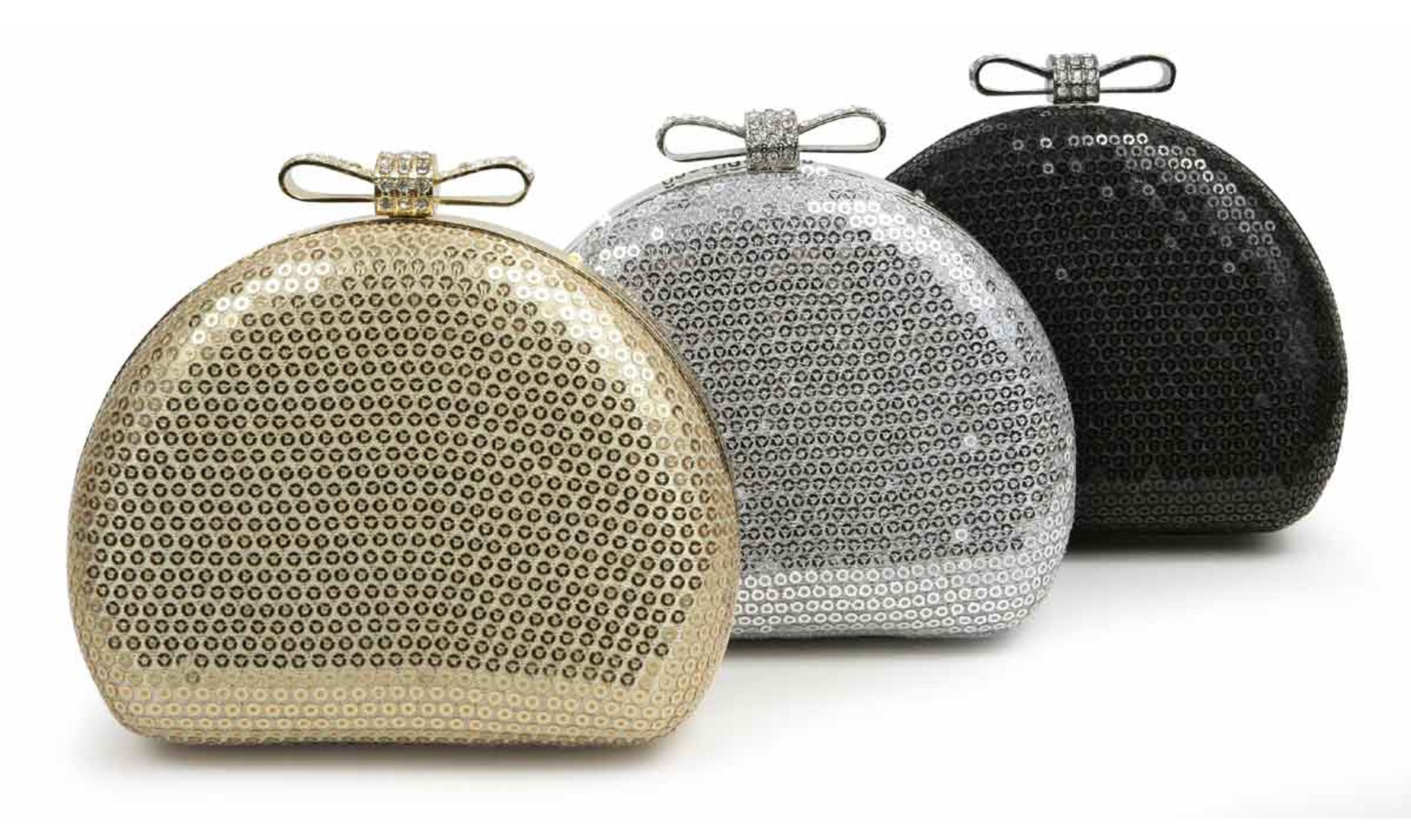 Celebra la Navidad 2013 con los nuevos bolsos y clutches de Loeds