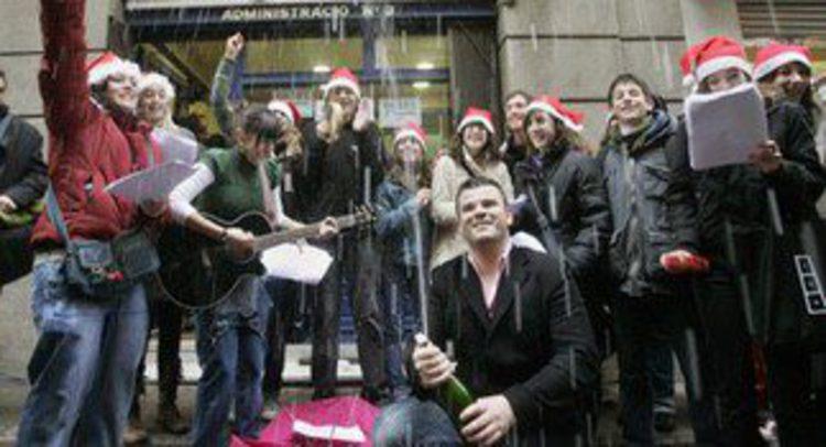 La Lotería de Navidad 2014 ya tiene anunio y eslogan: 'El mayor premio es compartirlo'