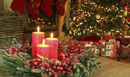 e3088253ae5 3 ideas de centros de mesa para Navidad - Bekia Navidad