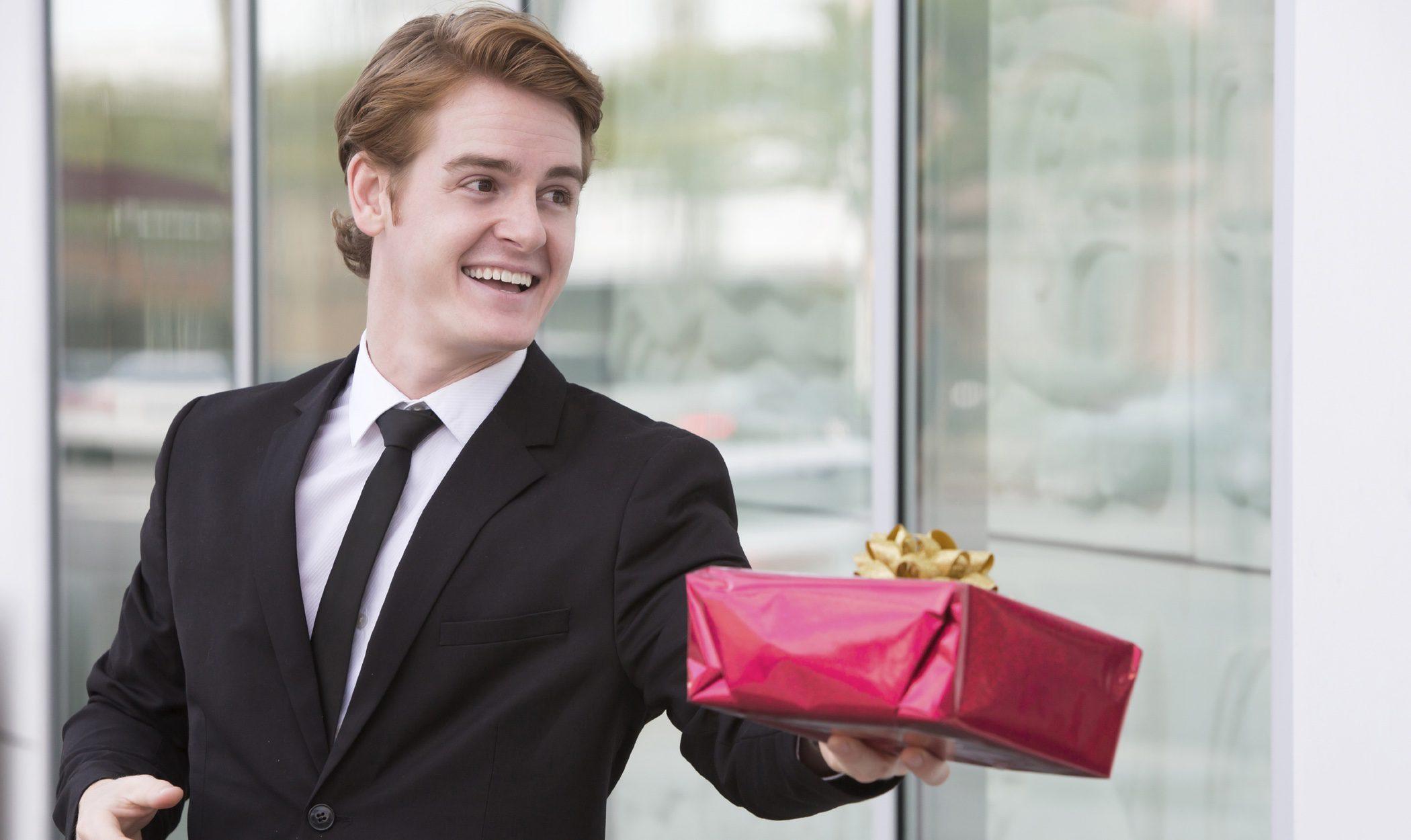 Look masculino para ir a un cotillón de Nochevieja