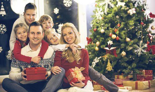 Navidad En Familia 5 Planes Para Reir Y Divertirse Bekia Navidad