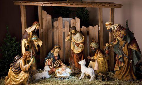Beln de Navidad cmo decorar el portal Bekia Navidad