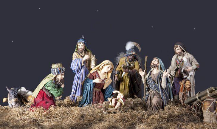 Figuras imprescindibles del Portal de Belén de Navidad