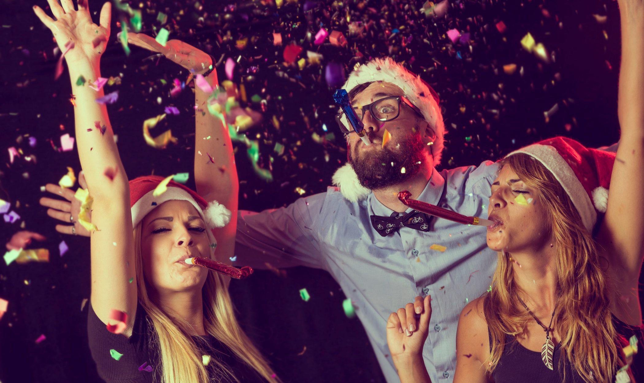 10 elementos que no pueden faltar en una fiesta de Nochevieja en casa
