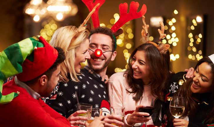 5 disfraces de Navidad para adultos