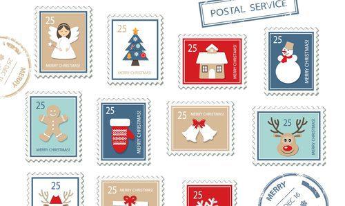 Postales navideñas: recuperar la tradición de mandarlas por correo a tus seres queridos