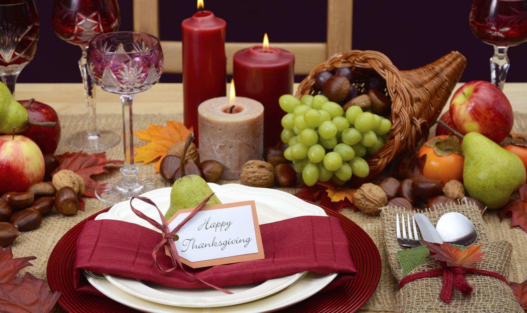 Restaurantes para celebrar el Día de Acción de Gracias en Madrid