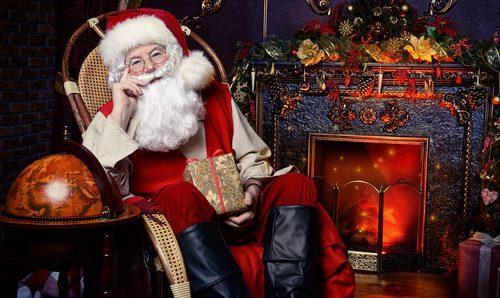 Imagenes De Papa Noel De Navidad.Asi Llaman A Papa Noel En El Resto Del Mundo Bekia Navidad