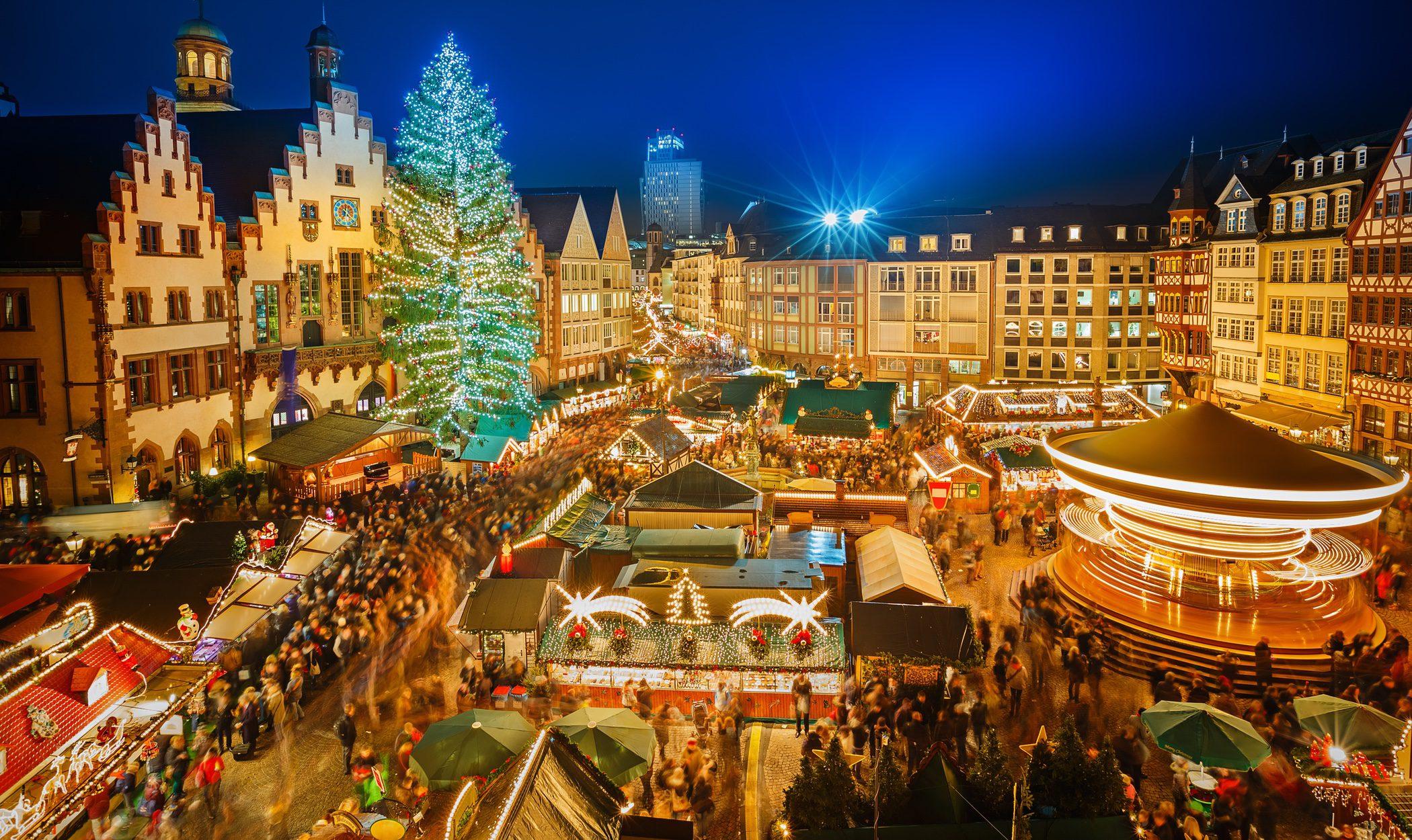 Los 10 mercadillos navideños más bonitos de Europa