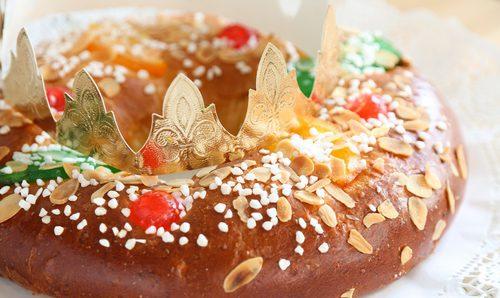 Roscones de Reyes originales