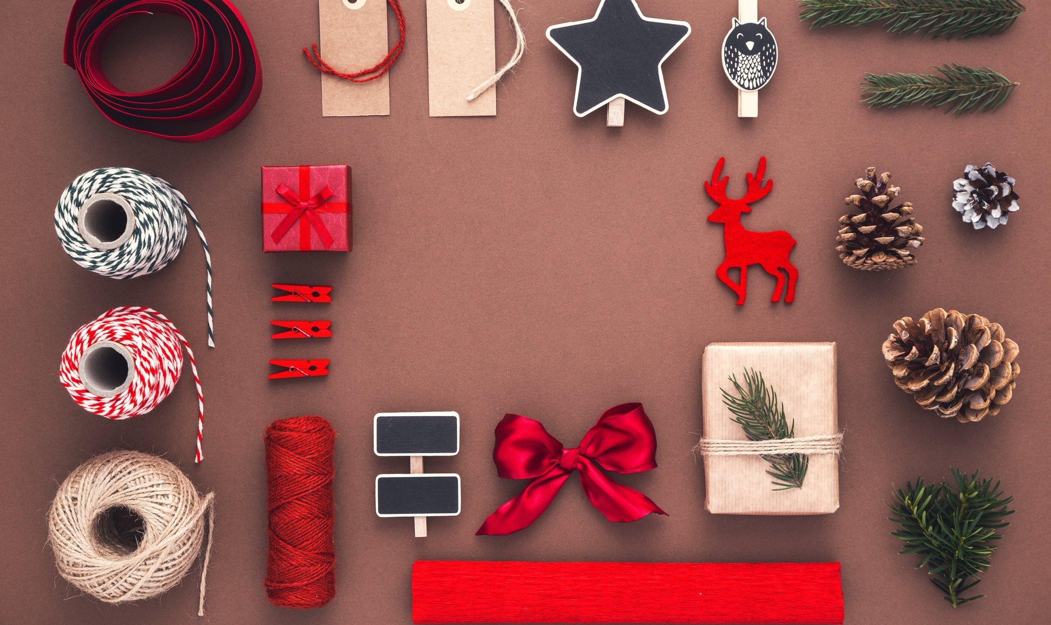 C mo hacer adornos navide os caseros bekia navidad - Como realizar adornos navidenos ...