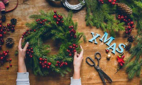 fd917e72c4e 5 claves para una decoración navideña original - Bekia Navidad