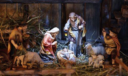 Fotos Esta Navidad Belenes Originales.Belenes Bonitos Para Visitar En Espana Bekia Navidad