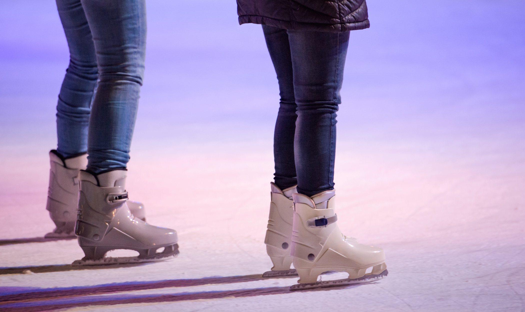 Las 8 mejores pistas de hielo de España
