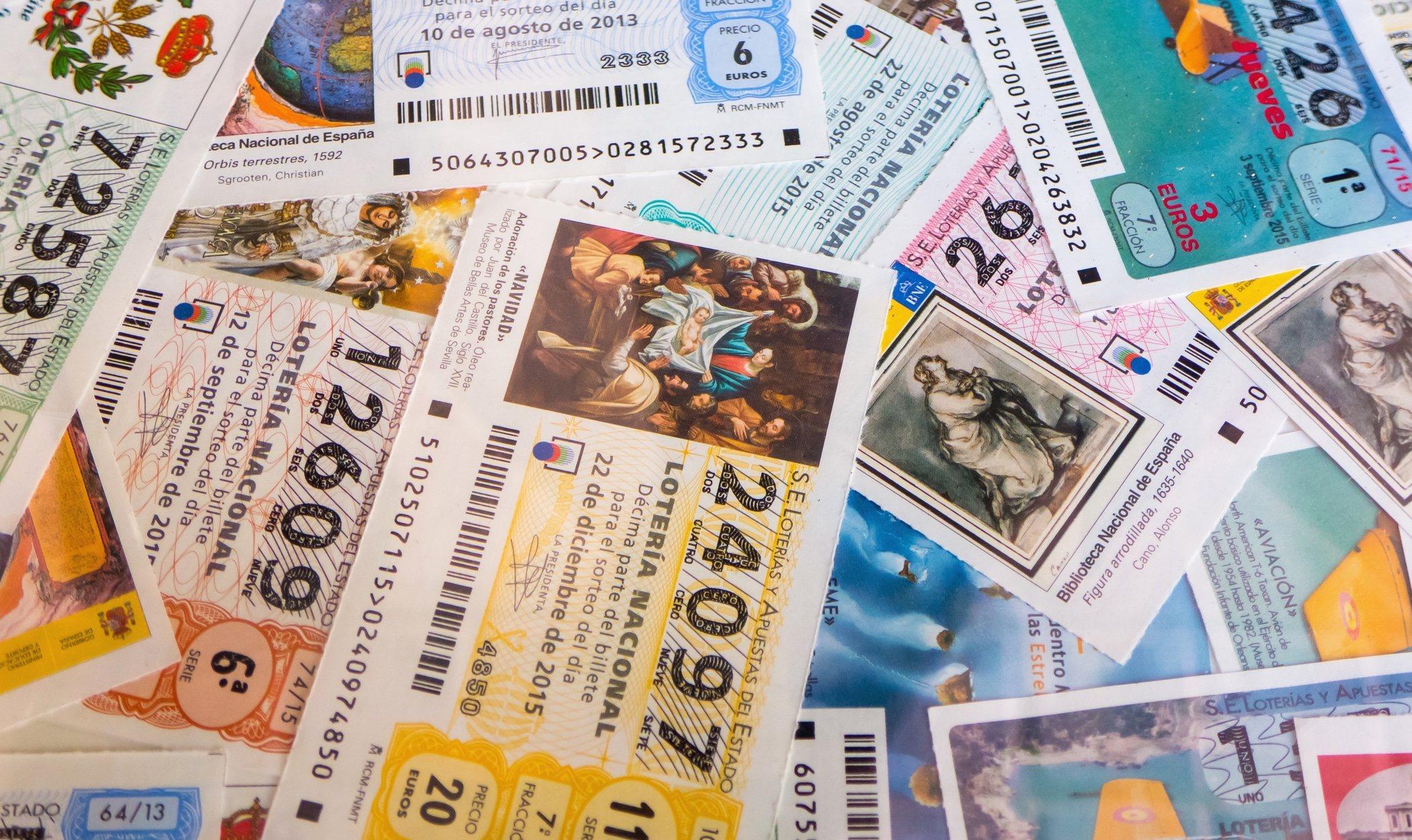 Las administraciones de lotería de Navidad más famosas de España