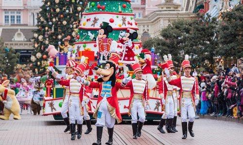 Felicitaciones De Navidad De Disney.Las Navidades Encantadas De Disney Unas Navidades En