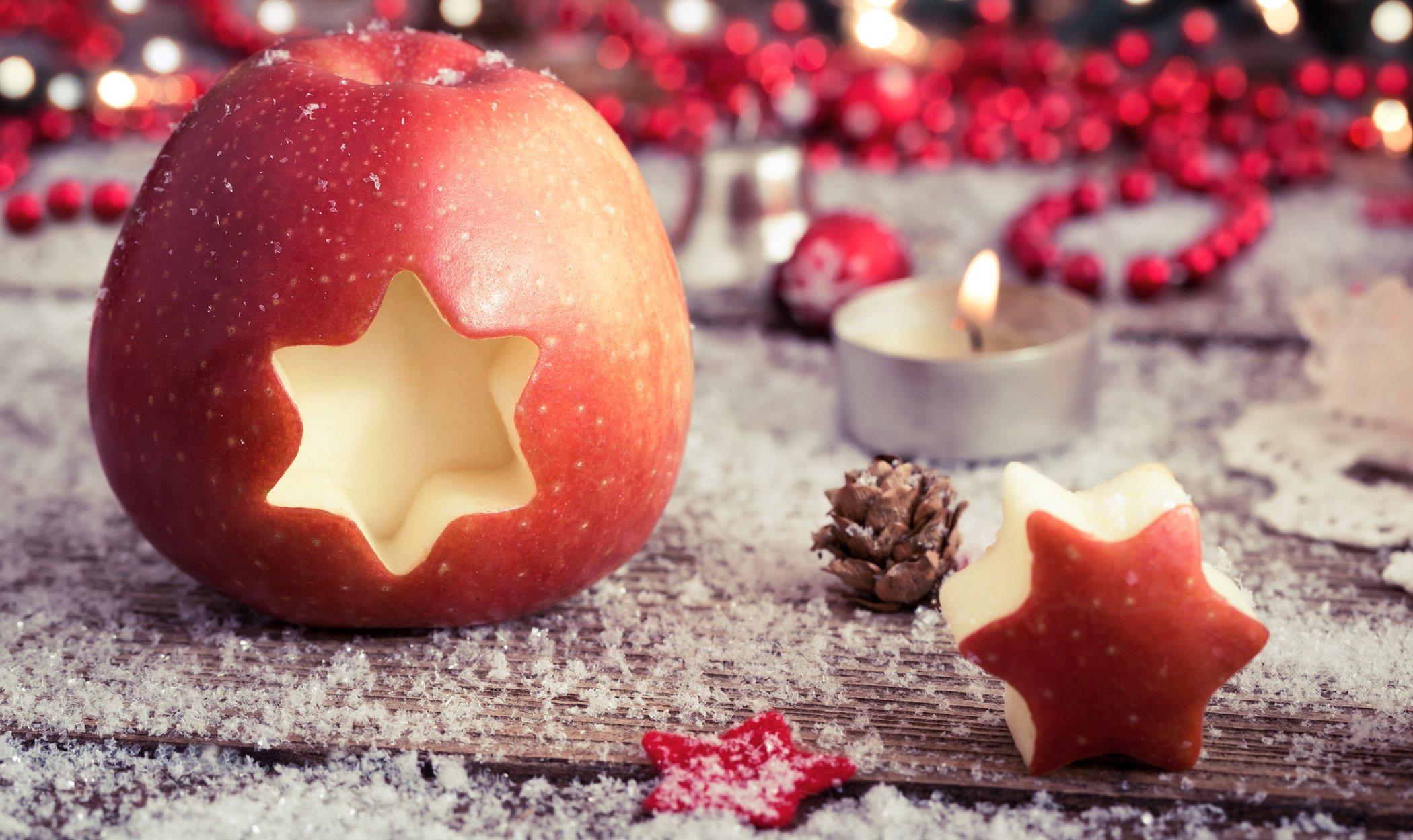 Alternativas bajas en calorías para las comidas y cenas de Navidad