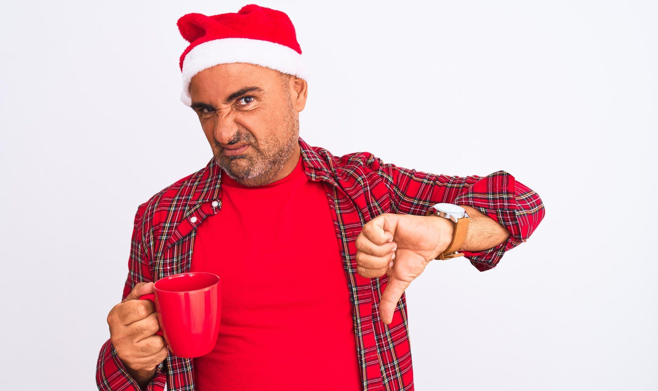 8 personajes que odian la Navidad más que tú