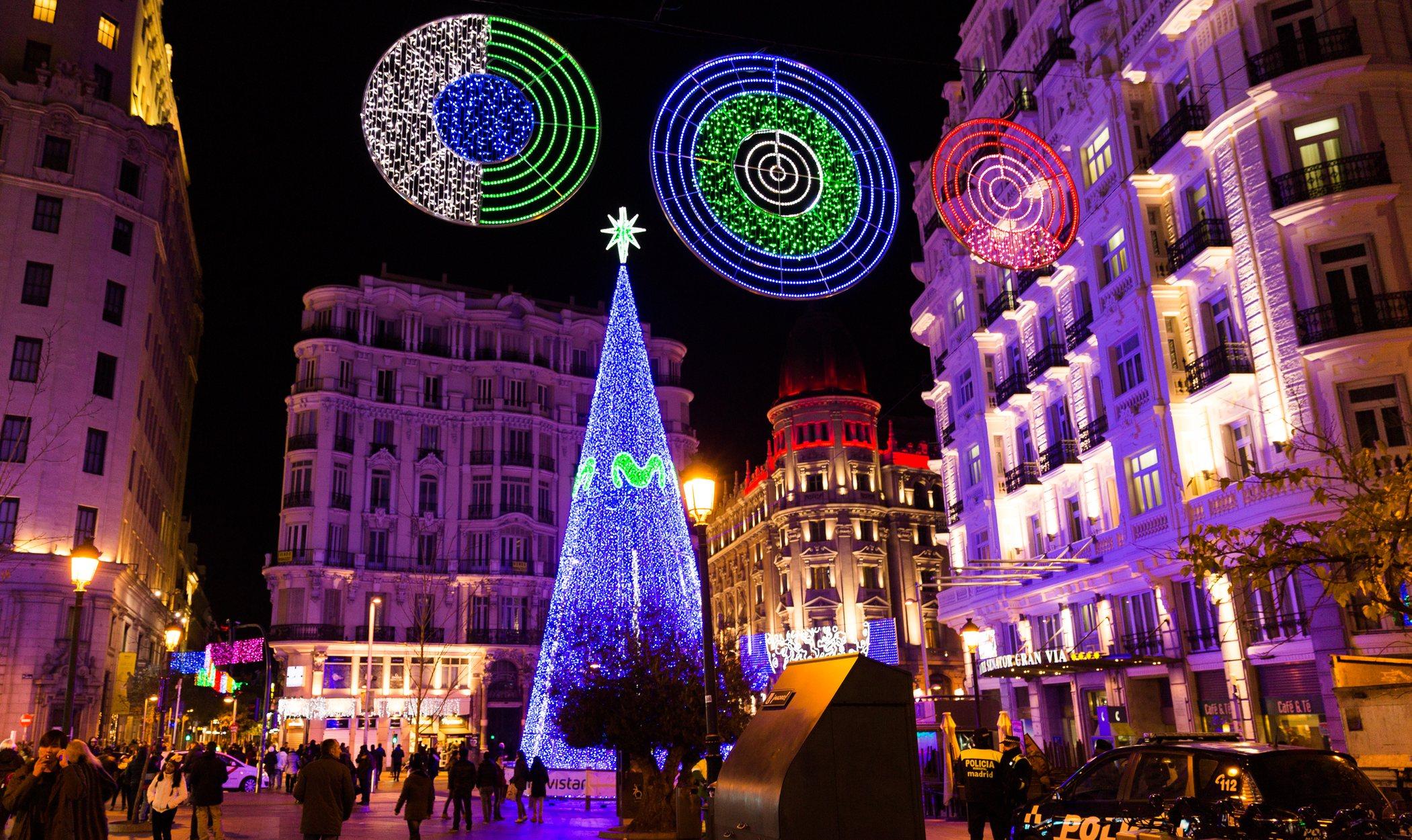 10 planes para hacer en Madrid en Navidad