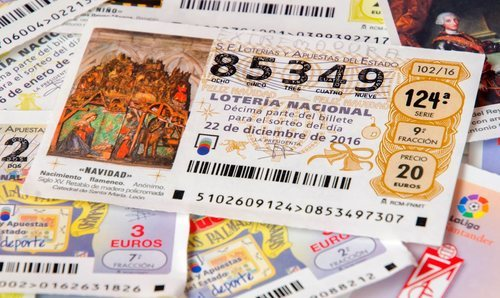 Los números que más han tocado en la lotería de Navidad