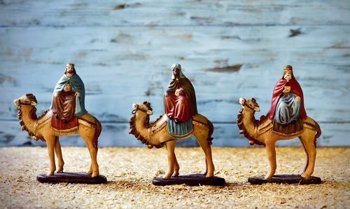 Los Reyes Magos eran 4