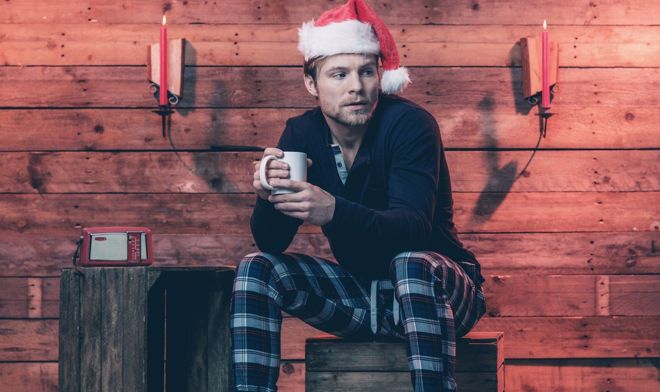 Cómo pasar una Navidad solo y conseguir evitar la sensación de vacío