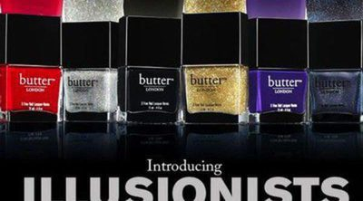 Butter London ilumina tus manos estas navidades con 'Illusionists'