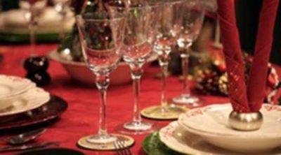 Propuestas para decorar la mesa en Navidad