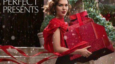 Arizona Muse y Estée Lauder presentan la colección de maquillaje 'Holidays 2013'