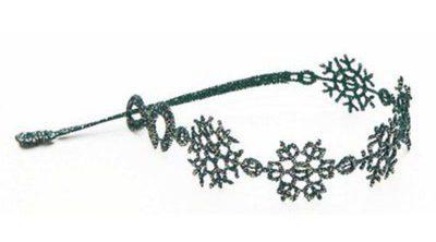 Cruciani C lanza un brazalete de macramé para estas Navidades 2013