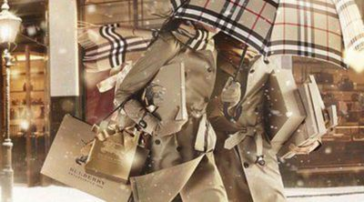 Burberry celebra el amor con 'With Love', su campaña navideña para este 2013
