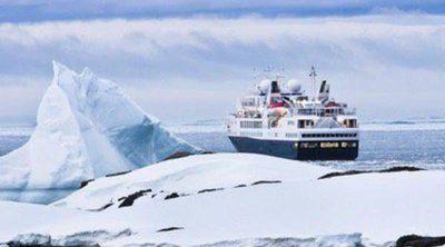Navidad en La Antártida: un crucero por las frías aguas del Polo Sur