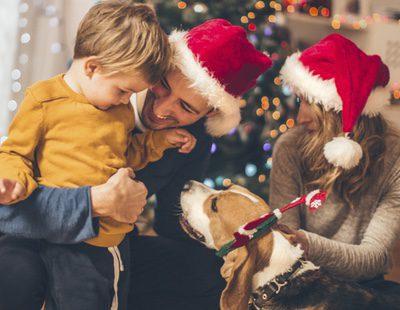 Cómo planear la primera Navidad con mi hijo