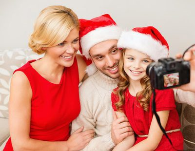 Trucos para salir perfecta en las fotos de Navidad
