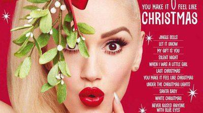 'Santa Baby' es la apuesta de Gwen Stefani para la Navidad 2017