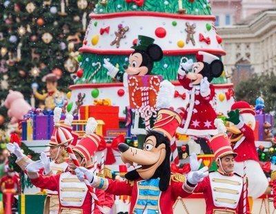 Las Navidades encantadas de Disney: unas Navidades en Disneyland Paris