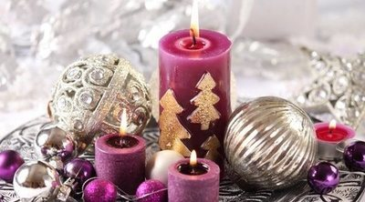 Cómo decorar tu casa en Navidad con colores plata